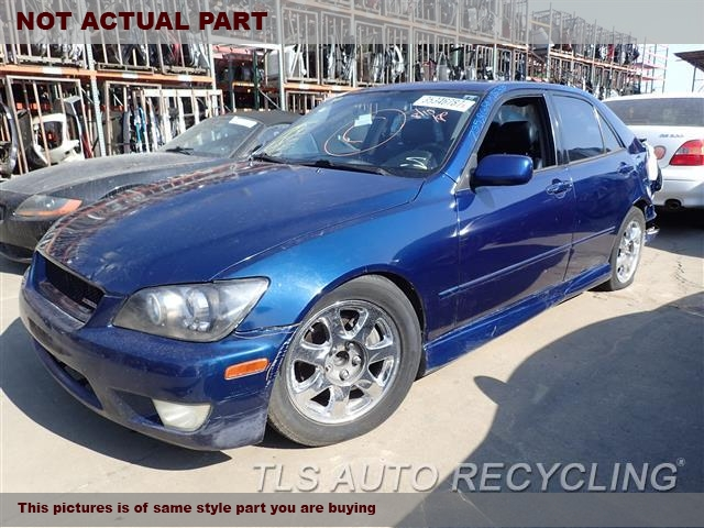 Used OEM Lexus IS 300 Parts - TLS Auto Recycling