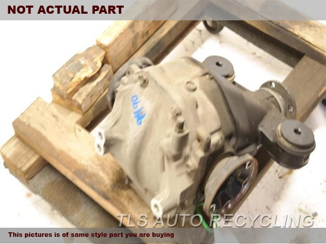 2001 Lexus IS 300 Rear differential. REAR, (3.909 RATIO), LOCKING