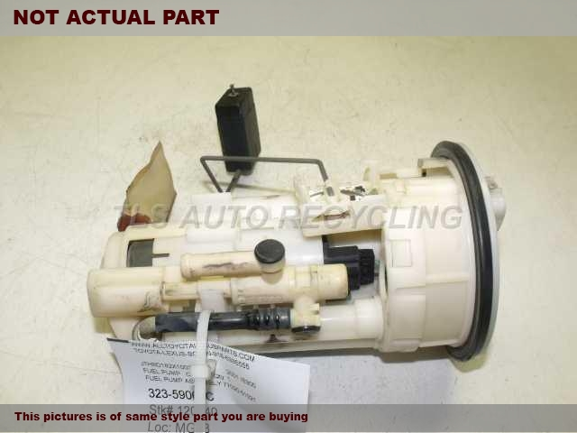 2001 Lexus IS 300 Fuel Pump. PUMP ASSEMBLY