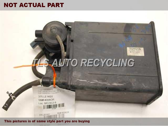2001 Lexus IS 300 Fuel Vapor Canister.