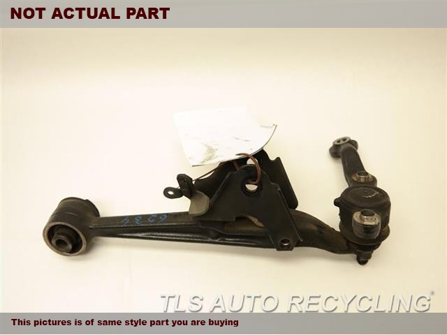 2004 Lexus IS 300 Lower Cntrl Arm, Fr.  48670-53010DRIVER FRONT LOWER ARM (CURVED)