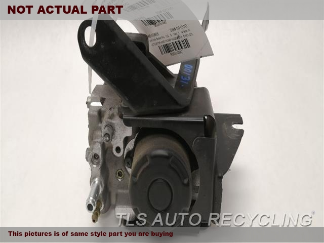 2005 Lexus Is 300 Abs Pump  ANTI-LOCK BRAKE/ABS PUMP 44050-53050