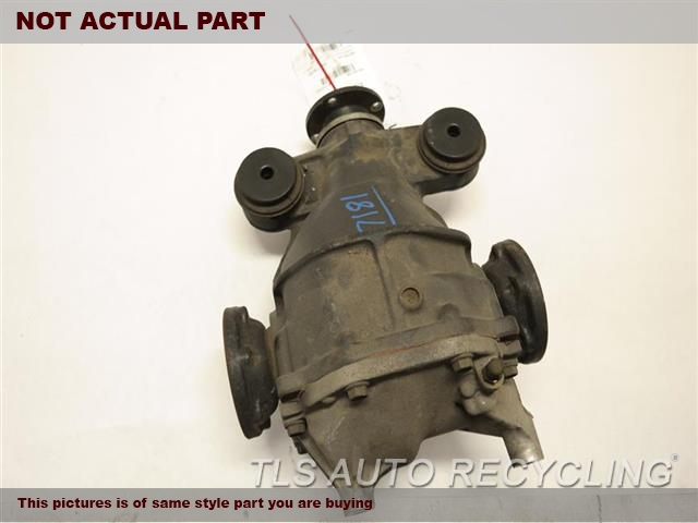 NON LOCKING REAR DIFFERENTIAL