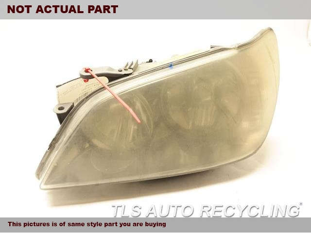 2004 Lexus IS 300 Headlamp Assembly. ONE UNREPAIRABLE TABDRIVER HEADLAMP COMPLETE 81185-53160