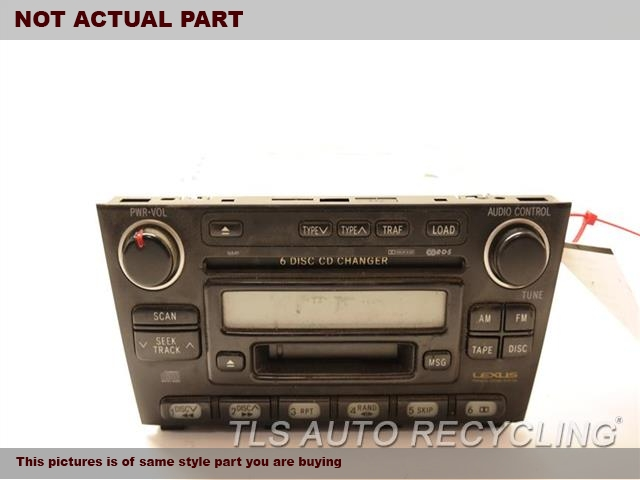 RECEIVER, W/O PREMIUM AUDIO SYSTEM
