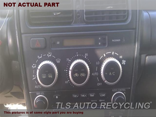 55902-53120 AC HEATER CONTROL WITH