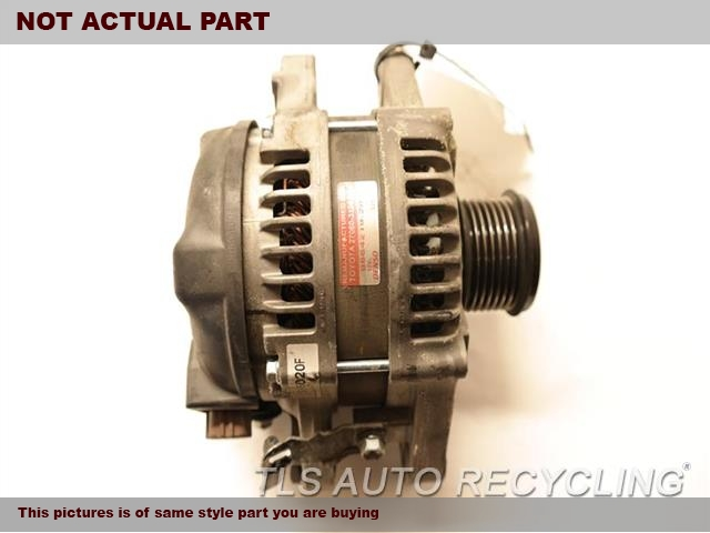 2009 Lexus IS 250 Alternator. ALTERNATOR 27060-31062