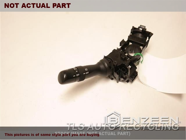 2007 Lexus IS 250 Column Switch. (TURN AND WIPER), W/O SPORT PACKAGE