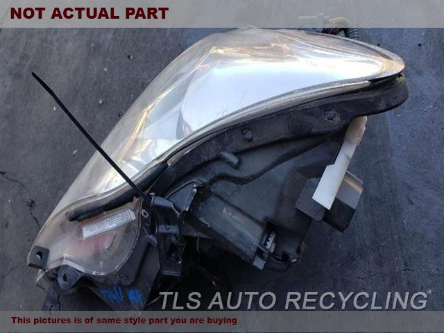 2007 Lexus IS 250 Headlamp Assembly. TABSRH,XENON (HID), (ADAPTIVE HEADLAMPS
