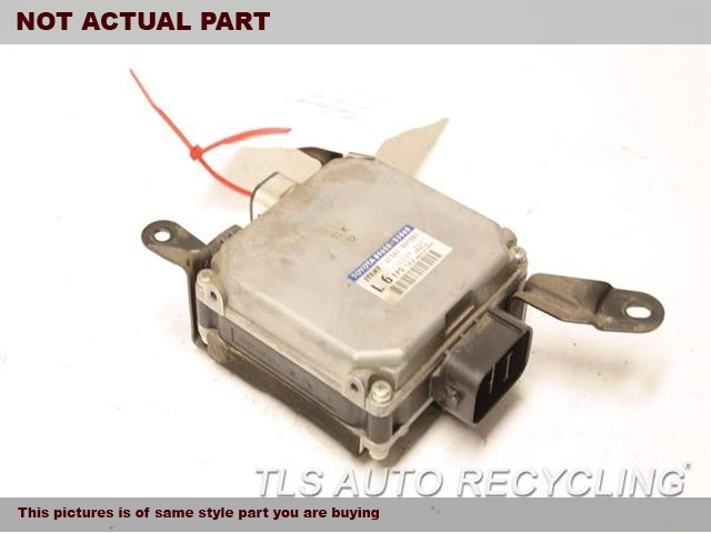 2009 Lexus IS 250 Chassis Cont Mod. 89650-53060 POWER STEERING CONTROL