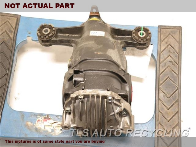 2007 Lexus IS 350 Rear differential. REAR AXLE, (4.08 RATIO)