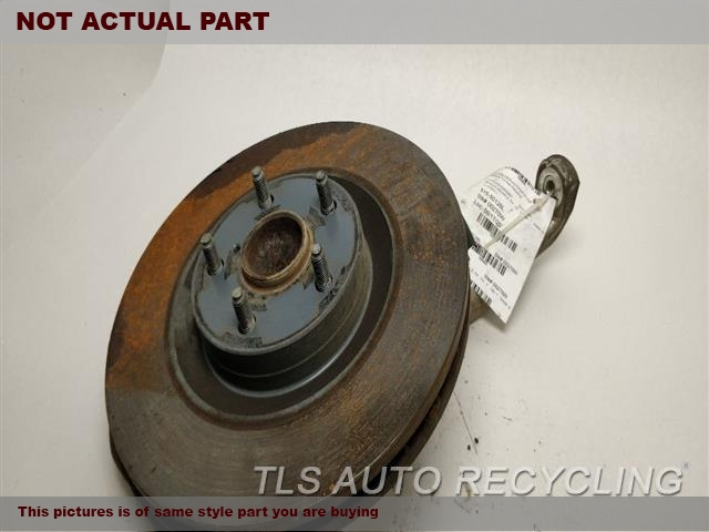 2014 Lexus IS 250 Spindle Knuckle, Fr. LH,SDN, RWD, L.