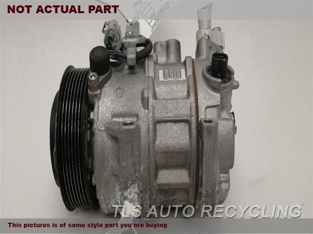 2014 Lexus IS 250 AC Compressor. SDN, RWD
