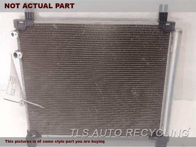 2014 Lexus IS 250 AC Condenser. SDN
