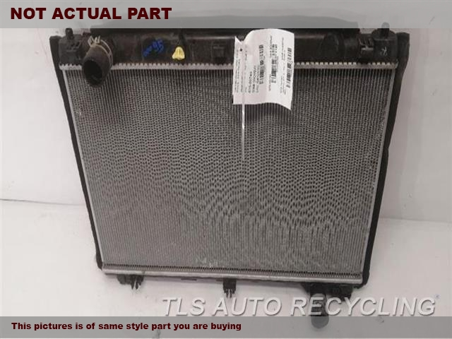 2014 Lexus IS 250 Radiator. SDN