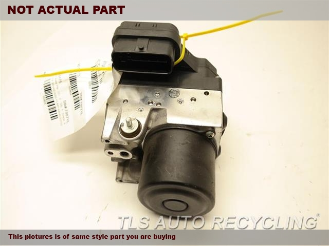 3.5L,ABS,ACTUATOR AND PUMP ASSEMBLY