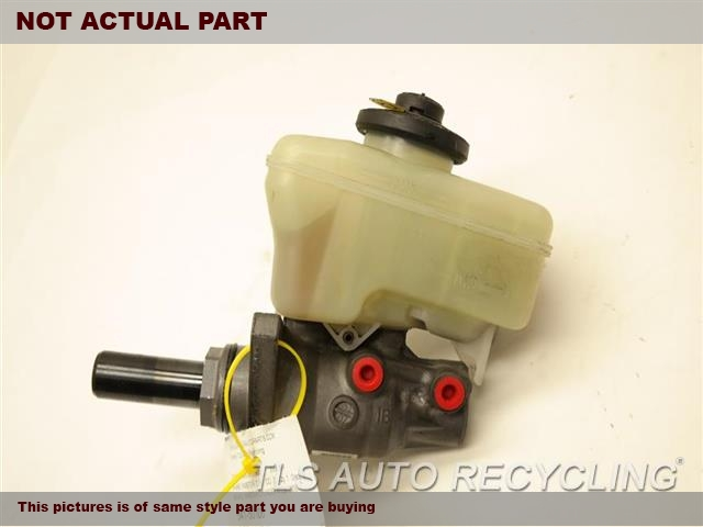 2009 Lexus IS 250 Brake Master Cylinder. BRAKE MASTER CYLINDER 47028-30030