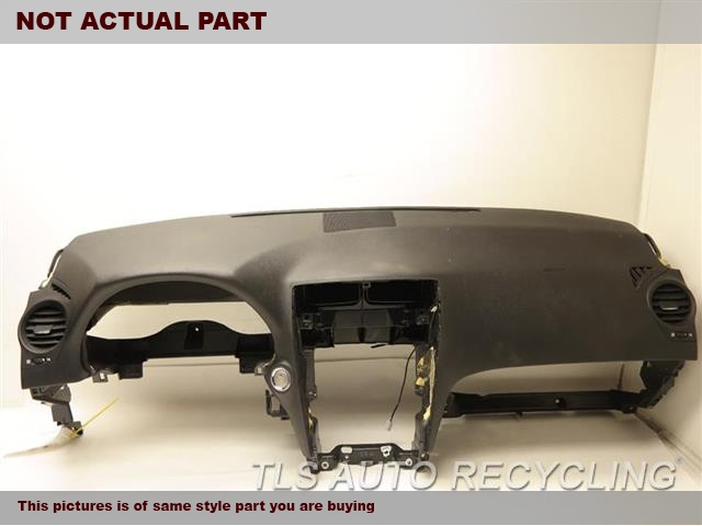 2009 Lexus IS 250 Dash board. BLACK DASH PANEL 55400-53906-C0