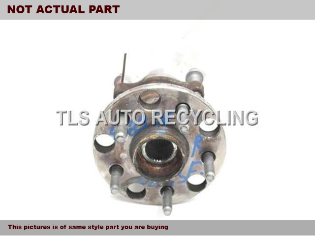 2014 Lexus IS 250 Hub. REAR WHEEL HUB 42410-30040