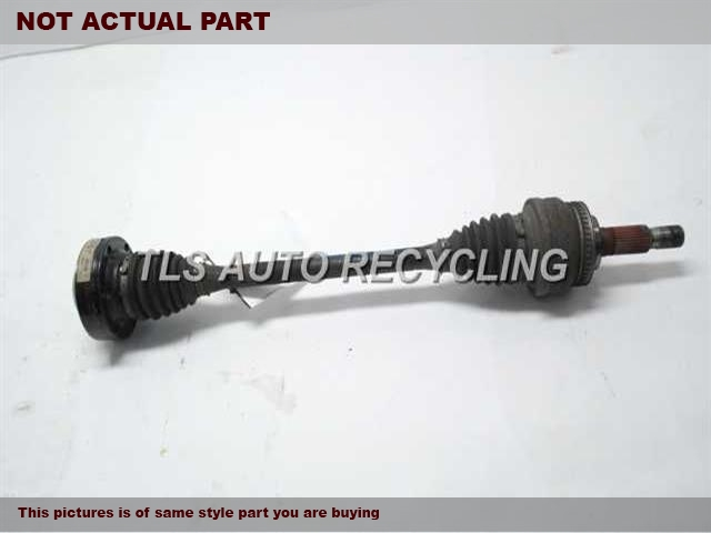 2000 Lexus LS 400 Axle Shaft.  42370-59035PASSENGER REAR AXLE SHAFT
