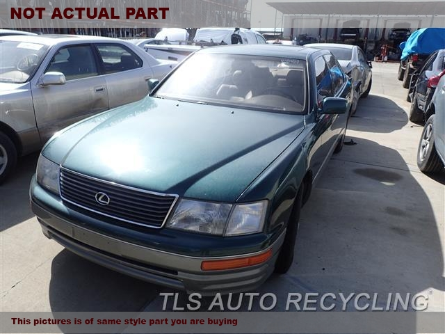 Used OEM Lexus LS 400 Parts TLS Auto Recycling – Igniter Wiring Diagram For Engine On 1990 Lexus Ls 400
