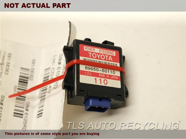 2000 Lexus LS 400 Chassis Cont Mod. 89650-50110 STEERING MODULE