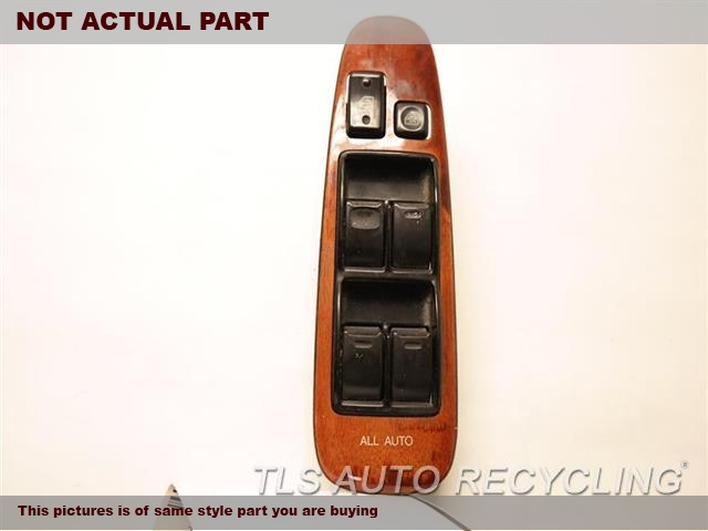 2000 Lexus LS 400 Door Elec Switch. MASTER WINDOW SWITCH 84040-50060