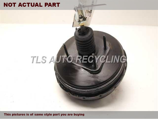 2000 Lexus LS 400 Brake Booster. POWER BRAKE BOOSTER 44610-50240