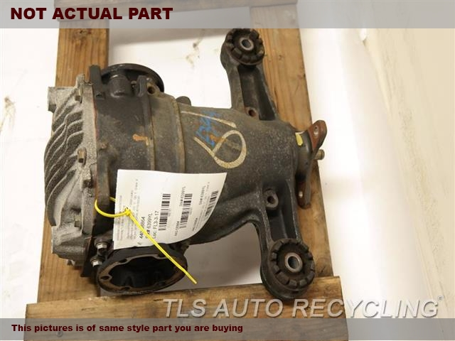 1999 Lexus LS 400 Rear differential. REAR DIFFERENTIAL 41110-50090