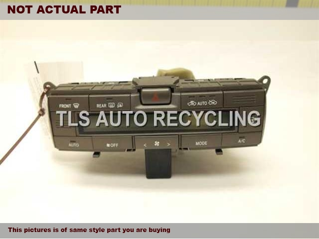 2004 Lexus LS 430 Temp Control Unit. TEMPERATURE CONTROL 55902-50220