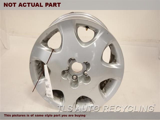 2001 Lexus LS 430 Wheel. 17X7-1/2 ALLOY WHEEL