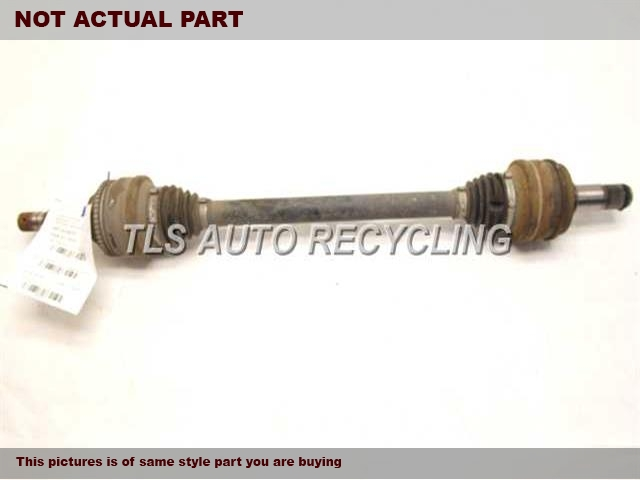 2004 Lexus LS 430 Axle Shaft. RH,6 SPEED, R.