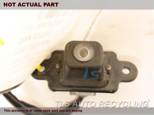 2004 Lexus LS 430 Camera. REAR VIEW CAMERA 86790-50010