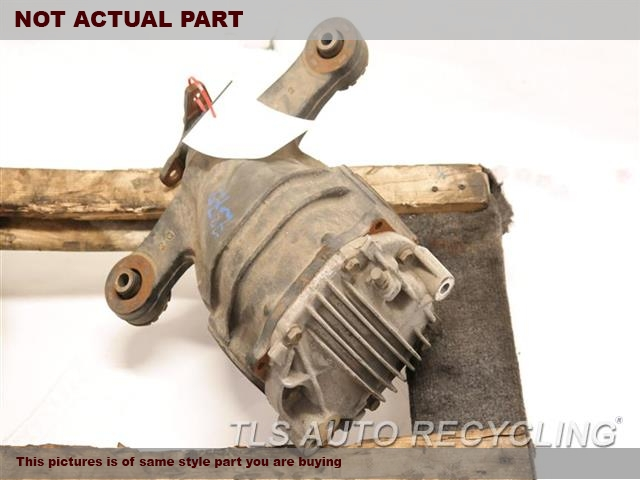 2004 Lexus LS 430 Rear differential. REAR DIFFERENTIAL 41110-50230