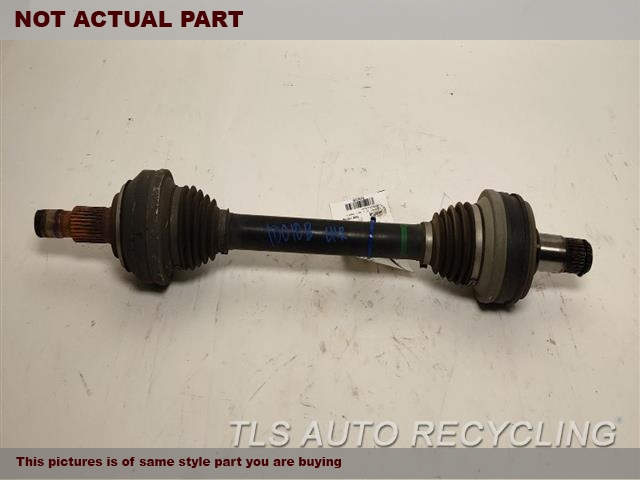 2010 Lexus LS 460 Axle Shaft. LH,4.6L,REAR, L.