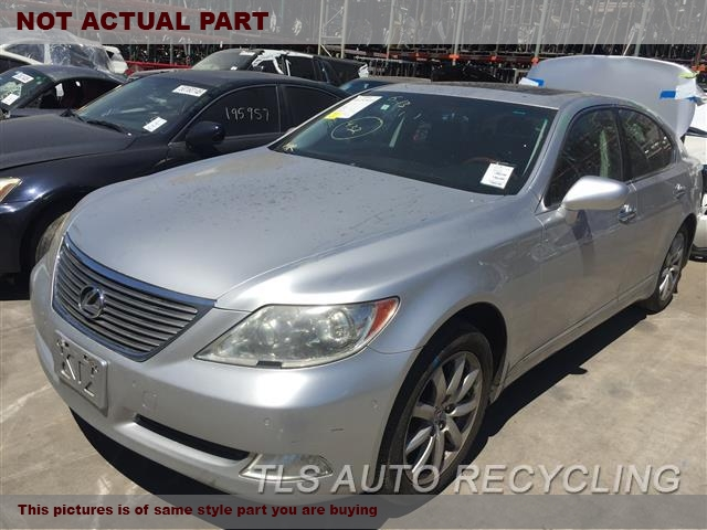 Used OEM Lexus LS 460 Parts - TLS Auto Recycling