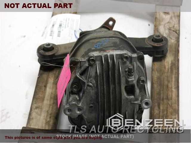 2010 Lexus LS 460 Rear differential. 4.6L,REAR, RWD, (2.937 RATIO)