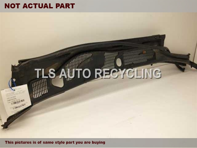 2007 Lexus LS 460 Cowl Vent Panel. 55708-50050 456203-10520LOUVER COWL TOP VENT PANEL
