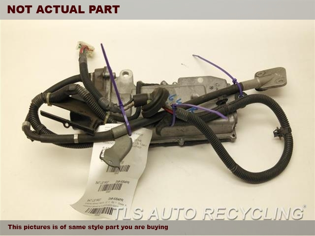 2007 Lexus LS 460 Emerg Brake Parts. PARKING BRAKE ACTUATOR 46300-50011