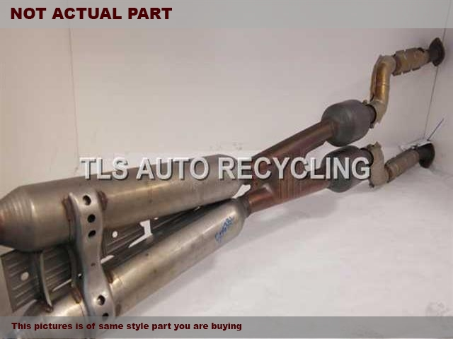 2007 Lexus LS 460 Exhaust Pipe. FRONT EXHAUST PIPE 17410-38220