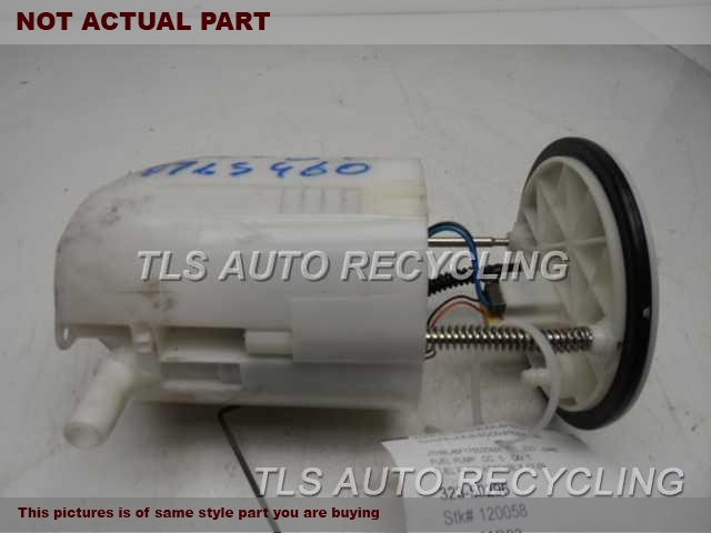 2010 Lexus LS 460 Fuel Pump. 4.6L,PUMP ASSEMBLY, (TANK MOUNTED)