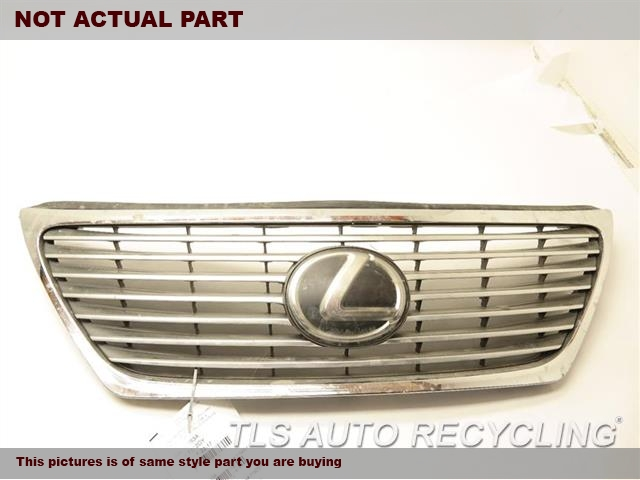 2007 Lexus LS 460 Grille. 53112-50130GRILLE WITH PRE-COLLISION SYSTEM