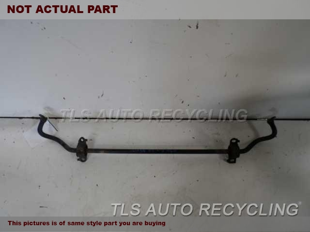 2010 Lexus LS 460 Stabilizer Bar. REAR, RWD, W/O SPORT PACKAGE