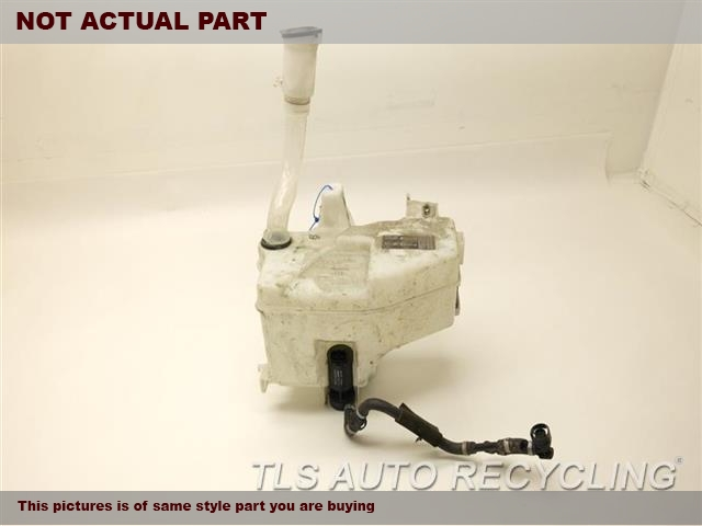2007 Lexus LS 460 Wash Reservoir Assy. WASHER RESERVOIR 85355-50080