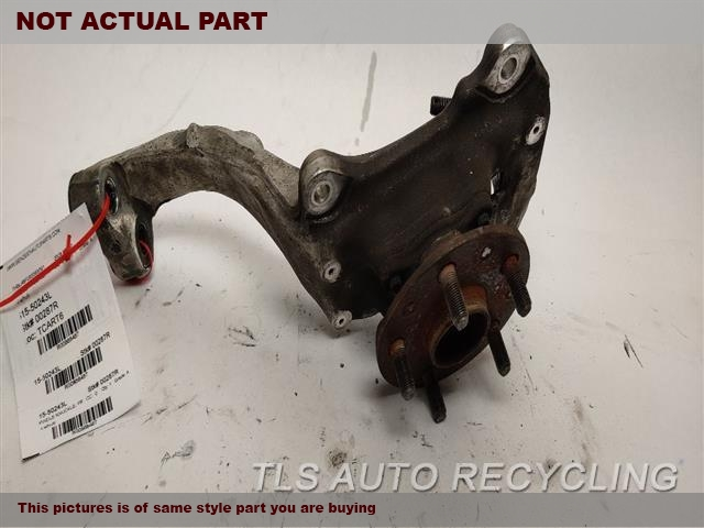 2010 Lexus LS 460 Spindle Knuckle, Fr. LH,RWD, L.