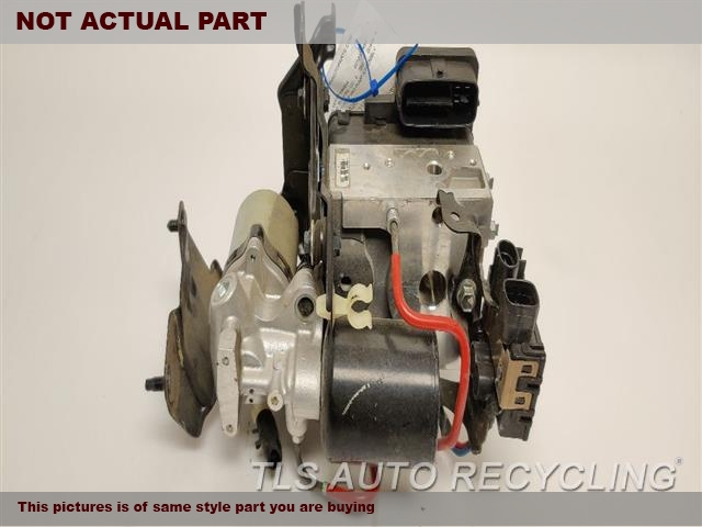 4.6L,ACTUATOR AND PUMP ASSEMBLY
