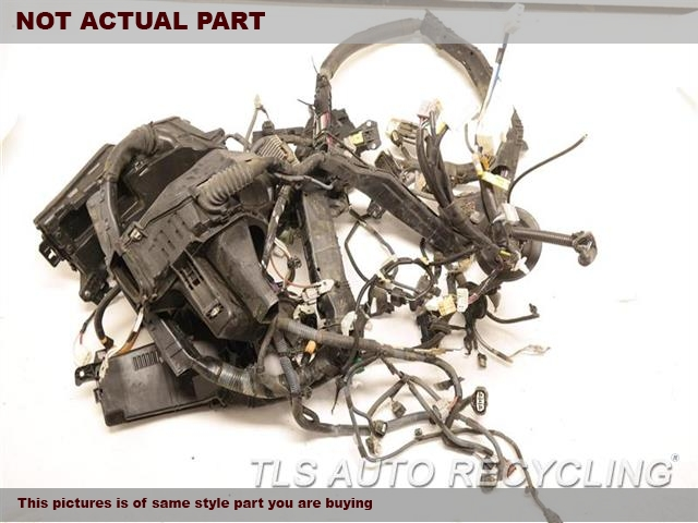 2010 Lexus LS 460 Engine Wire Harness. 82111-50Q10 ENGINE MAIN ROOM HARNESS