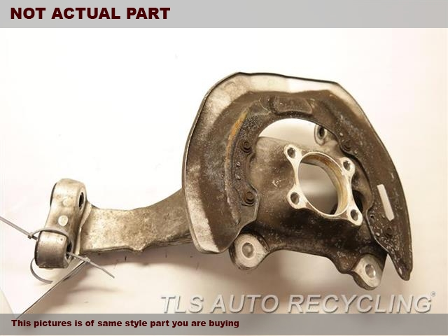 2007 Lexus LS 460 Spindle Knuckle, Fr. PASSENGER FRONT KNUCKLE 43201-59045