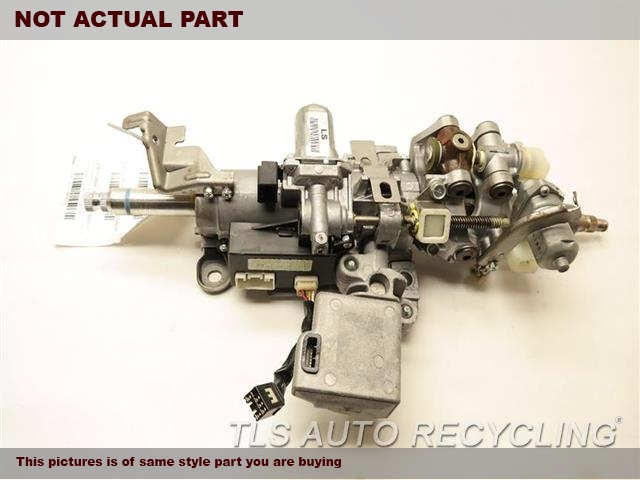 2010 Lexus LS 460 Steering Column.  FLOOR SHIFT, RWD