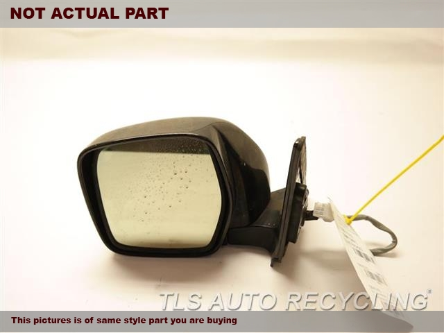 1999 Lexus LX 470 Side View Mirror. GOLD DRIVERS SIDE VIEW MIRROR
